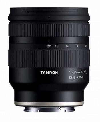 OBJETIVO TAMRON 11-20mm F/2.8 Di III-A RXD (Modelo B060)