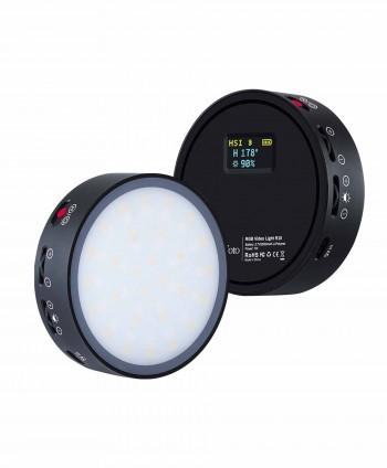 ANTORCHA LED LITUFOTO RGB MINI POCKET LIGHT R10