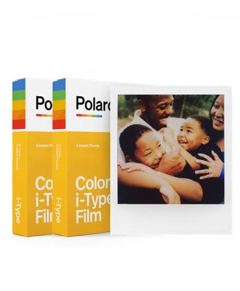 copy of POLAROID I TYPE FILM CARGA PAPEL COLOR (8+8 EXP)