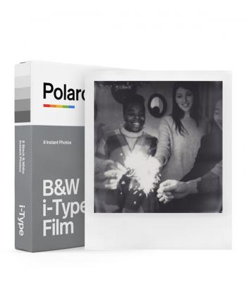 POLAROID I TYPE B&W FILM CARGA PAPEL COLOR (8 EXP)