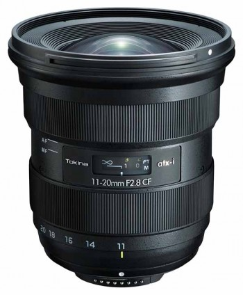 OBJETIVO TOKINA ATX-i 11-20mm F2.8 CF